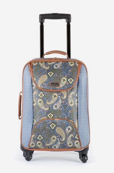 8e44d77be02ba5 KIDS DEALS CRUISE WITH ATTITUDE Girls on the move come with a dash of  attitude and this season's travel luggage from surf label Rip Curl has it  in spades.